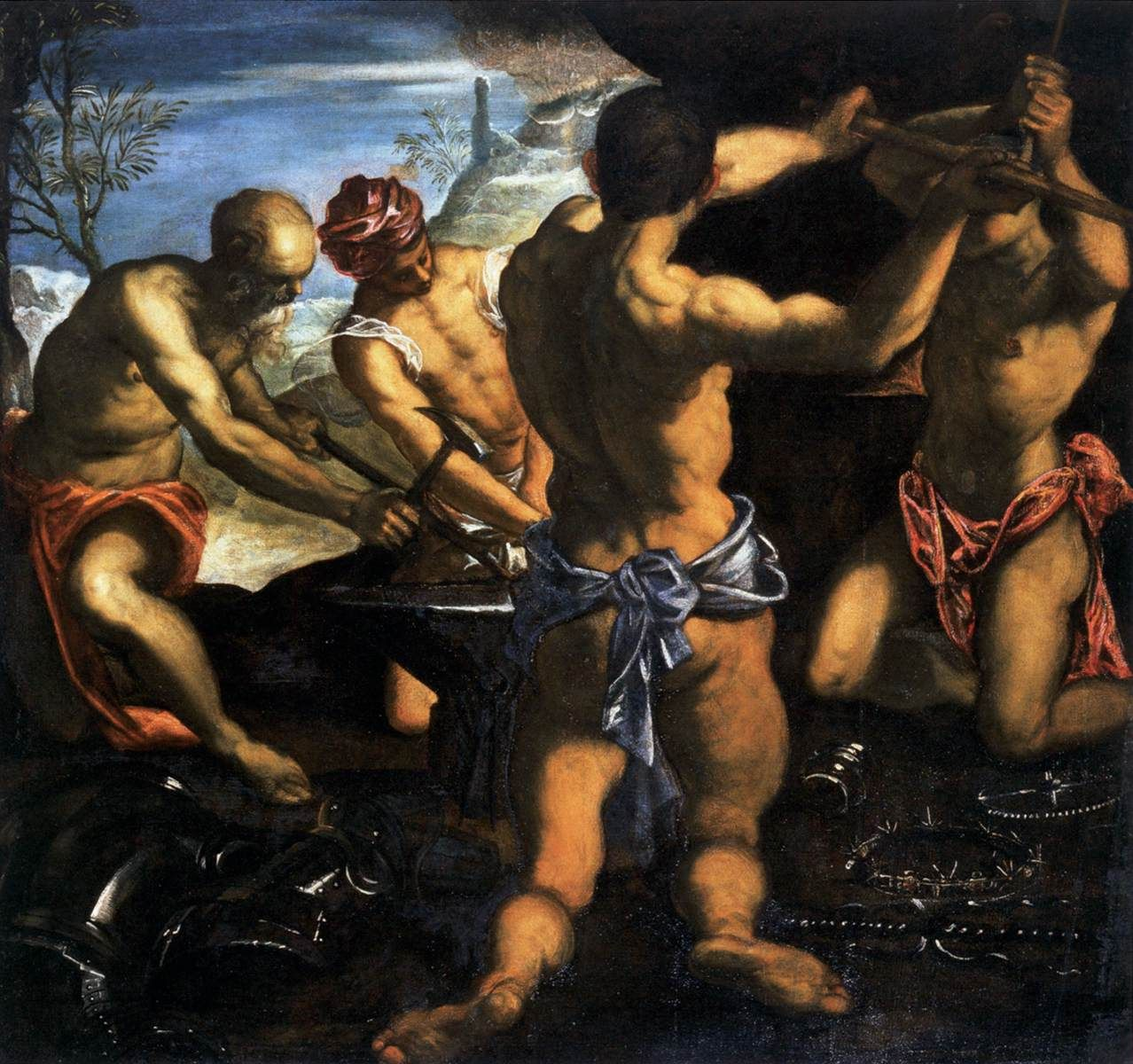 Palazzo-Ducale-Sala-di-Anticollegio-Vulcans-Forge-Tintoretto-Oil-Painting.jpg