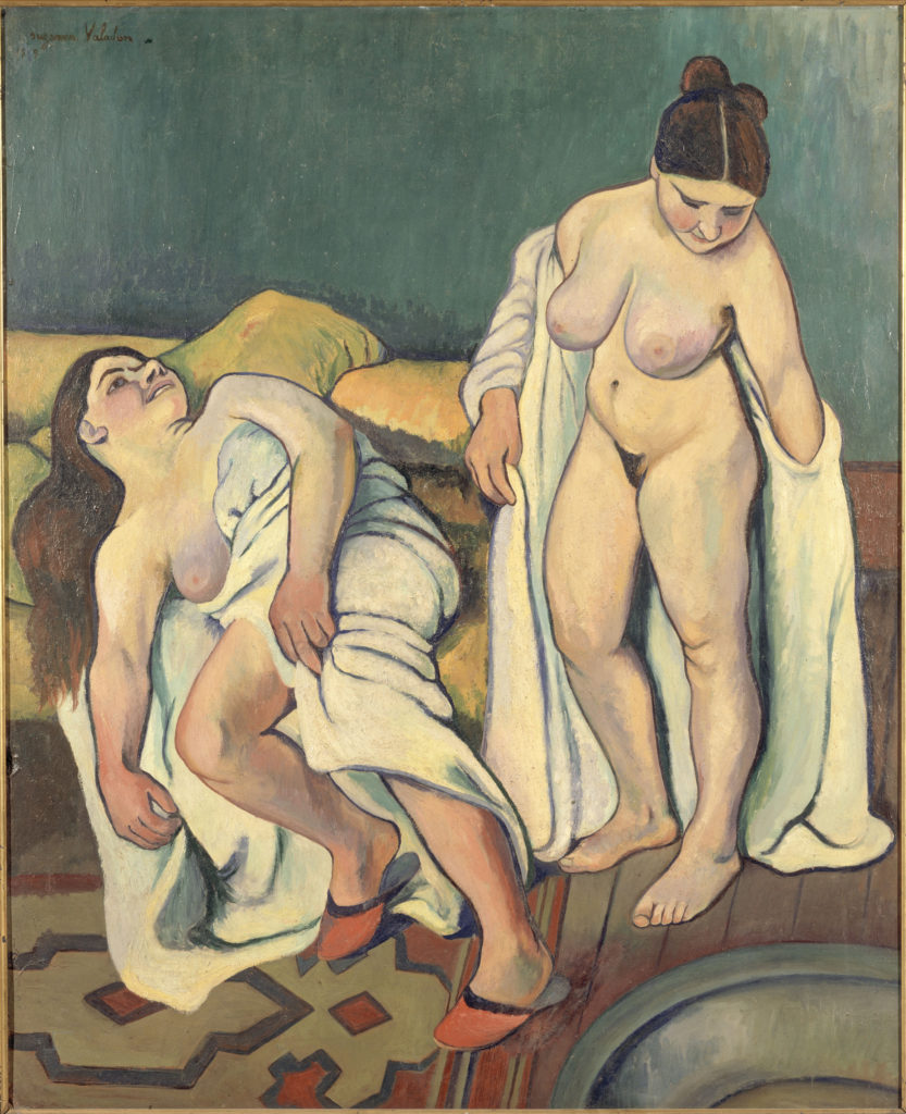 «Мы рискнули стать современными» Suzanne-Valadon_Two-Figures-833x1024.jpg