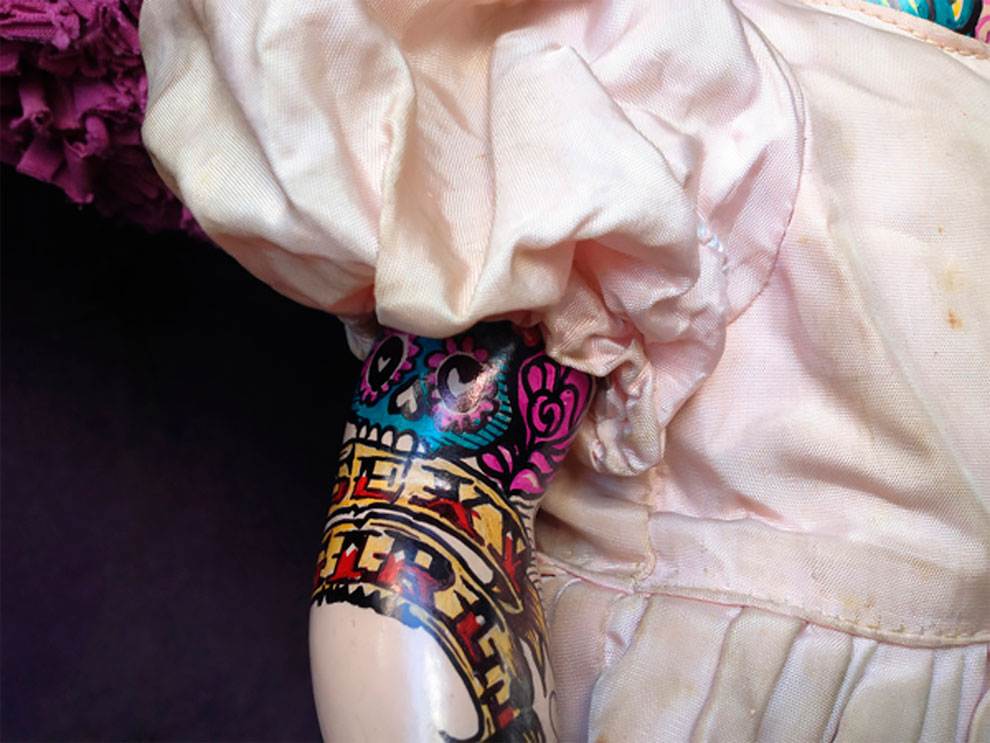 Винтажные татуированные куклы от Kartess (3).jpg