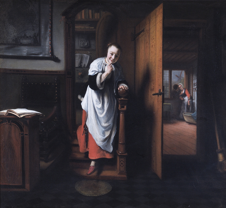 Николас Мас, Нидерланды, 1634−1693  (1).JPG