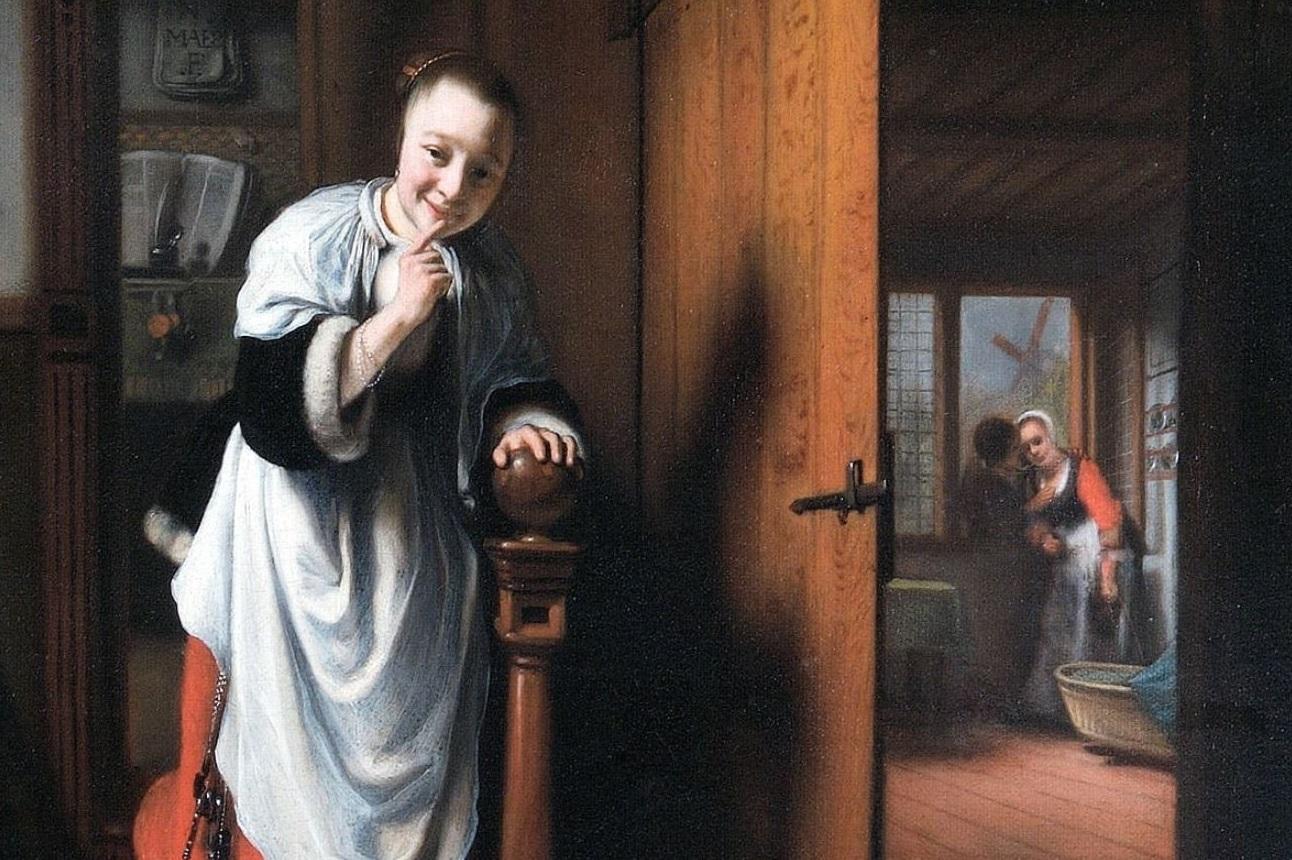 Николас Мас, Нидерланды, 1634−1693  (2).JPG