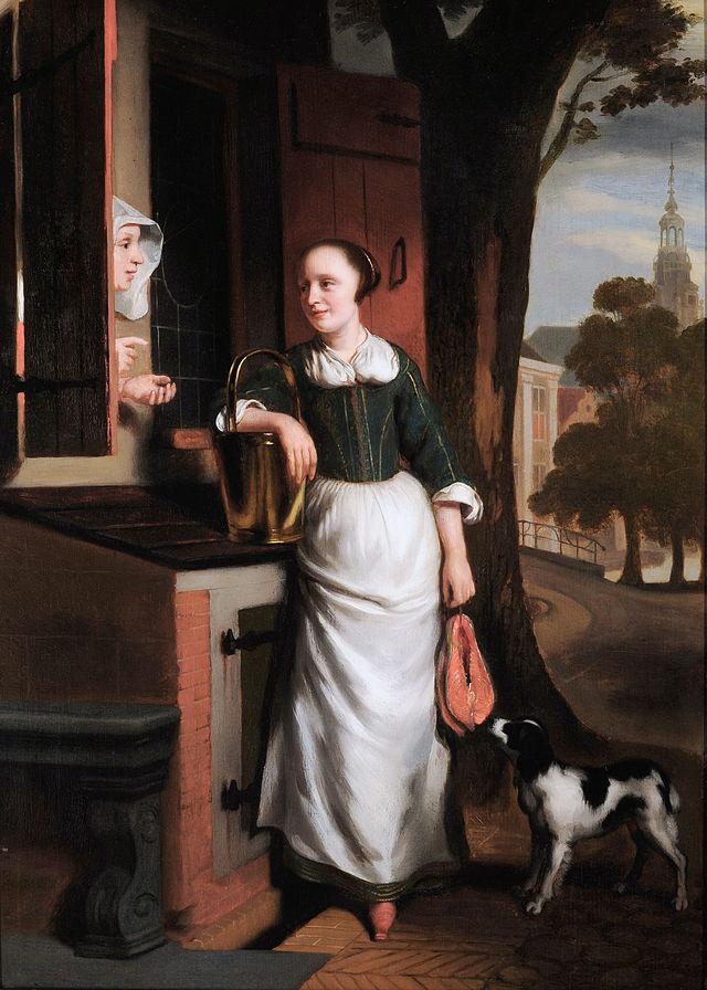 Николас Мас, Нидерланды, 1634−1693  (3).jpg