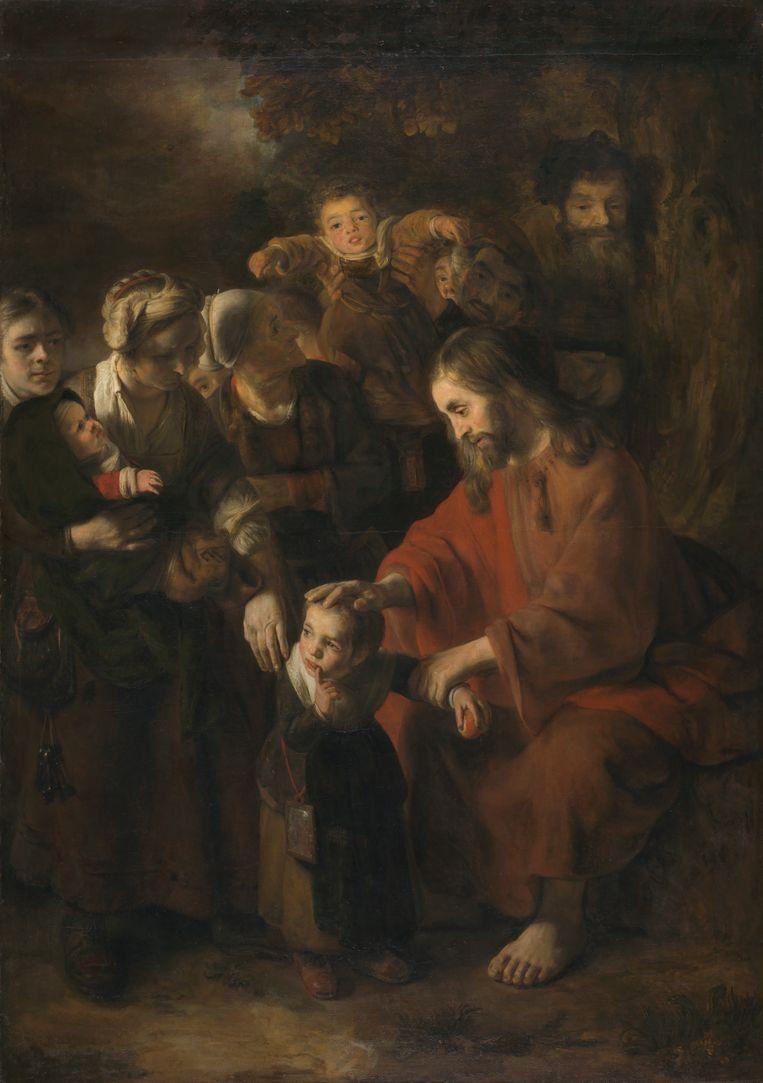 Николас Мас, Нидерланды, 1634−1693  (5).jpg