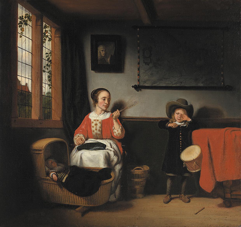 Николас Мас, Нидерланды, 1634−1693  (7).jpg