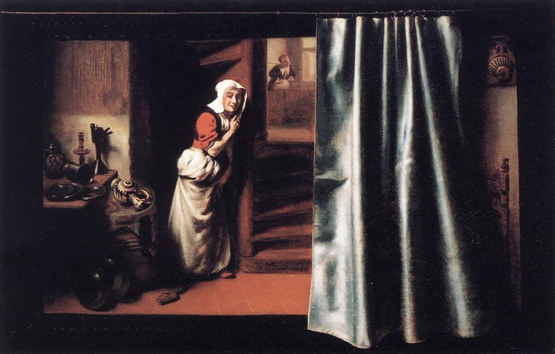 Николас Мас, Нидерланды, 1634−1693  (9).jpg