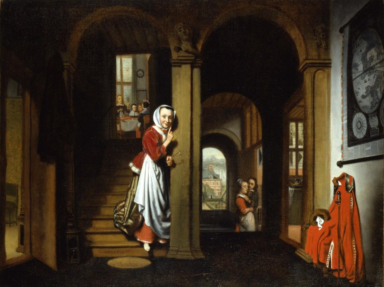 Николас Мас, Нидерланды, 1634−1693  (12).jpg