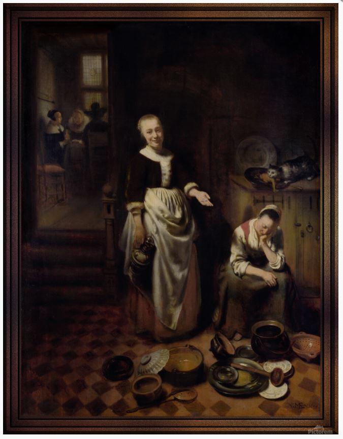 Николас Мас, Нидерланды, 1634−1693  (13).JPG