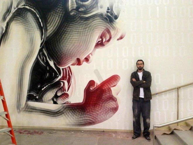 художник - El Mac, Лехи, Юта, США