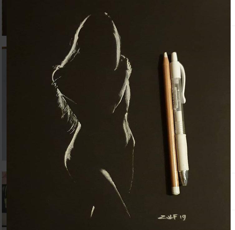 Лондонский художник Зульф  (5).JPG