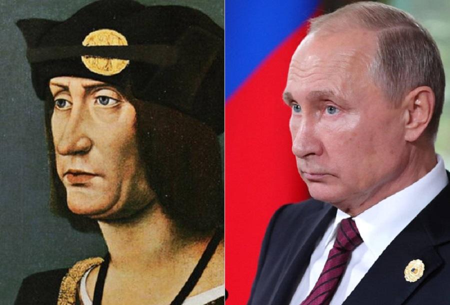 Людовик XII - Владимир Путин.jpg