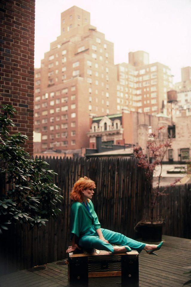 Фотограф Брайан Арис, портреты Дебби Гарри (2).jpg