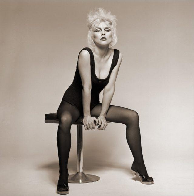Фотограф Брайан Арис, портреты Дебби Гарри (3).jpg