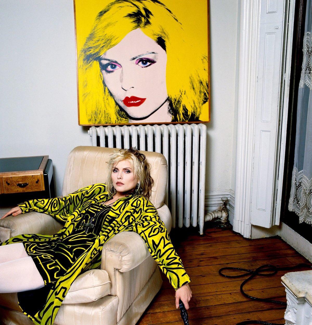 Фотограф Брайан Арис, портреты Дебби Гарри (9).jpg