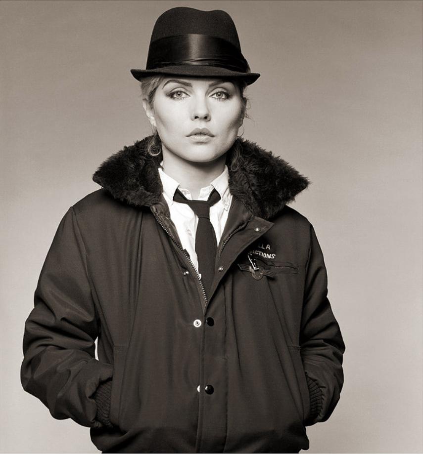 Фотограф Брайан Арис, портреты Дебби Гарри (2).png