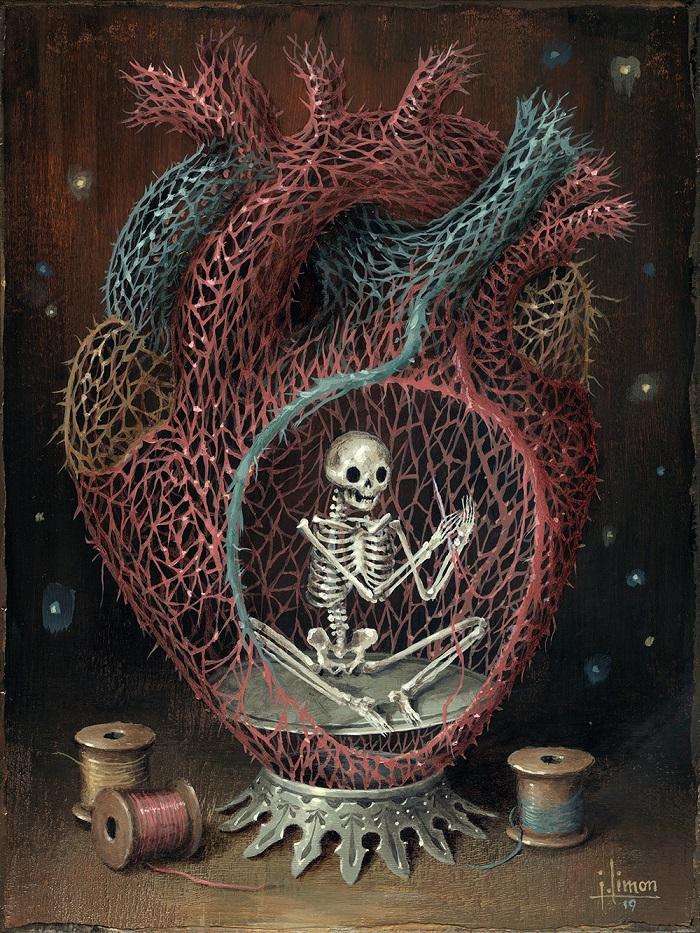 Сверхъестественное в анатомических картинах Джейсона Лимона (8).jpg