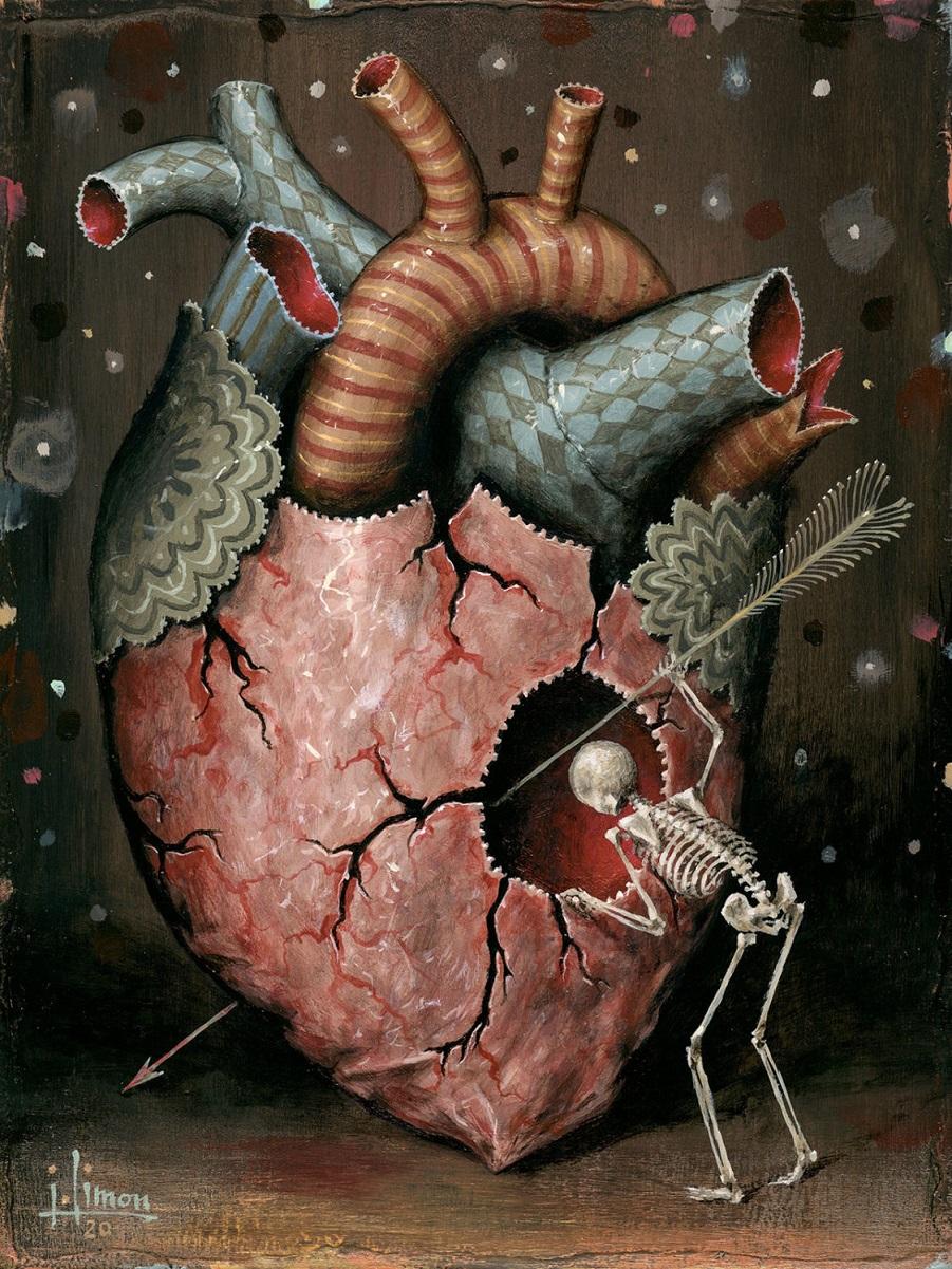 Сверхъестественное в анатомических картинах Джейсона Лимона (14).jpg