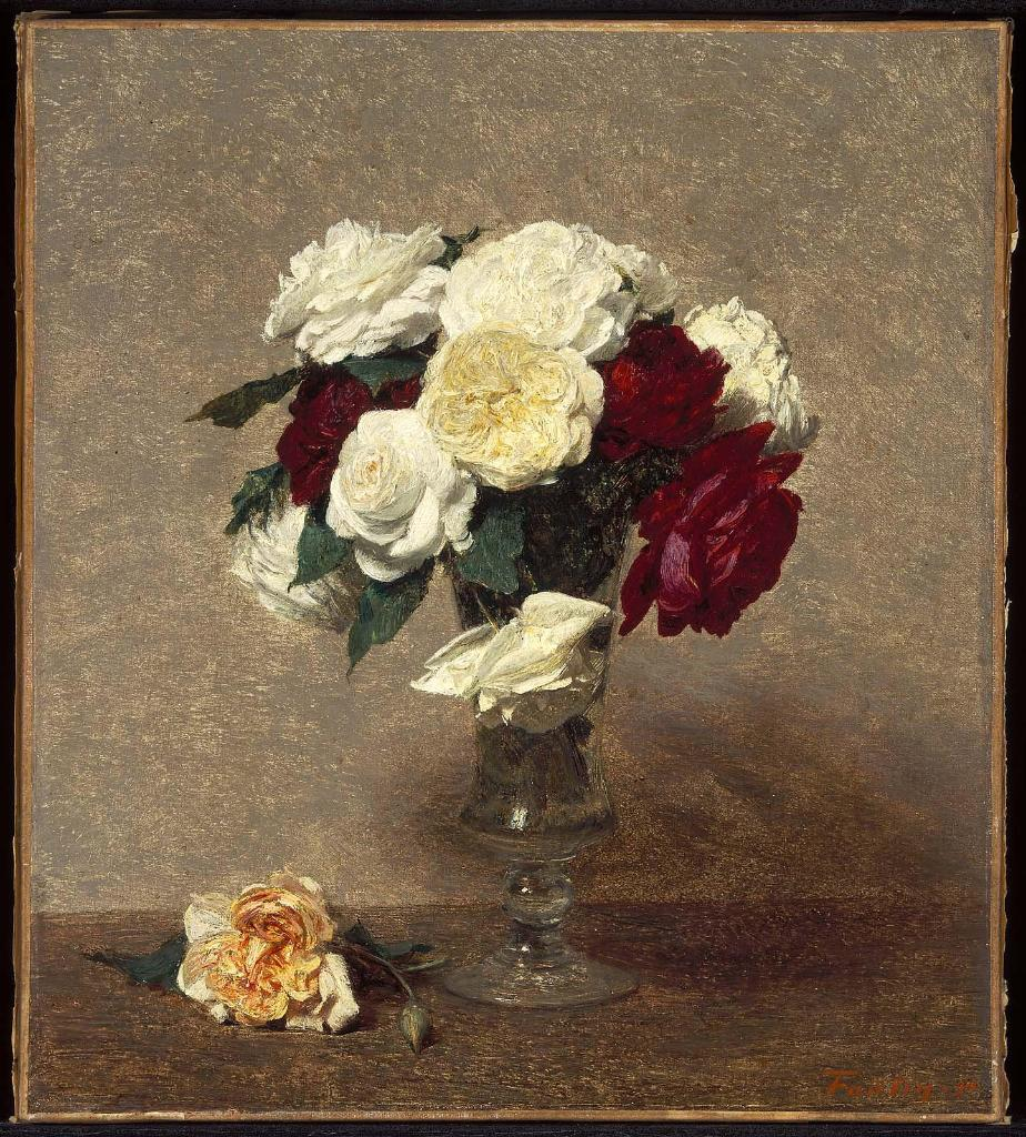 «Розы в стеклянной вазе» (1890), Анри Фантен-Латур.jpg