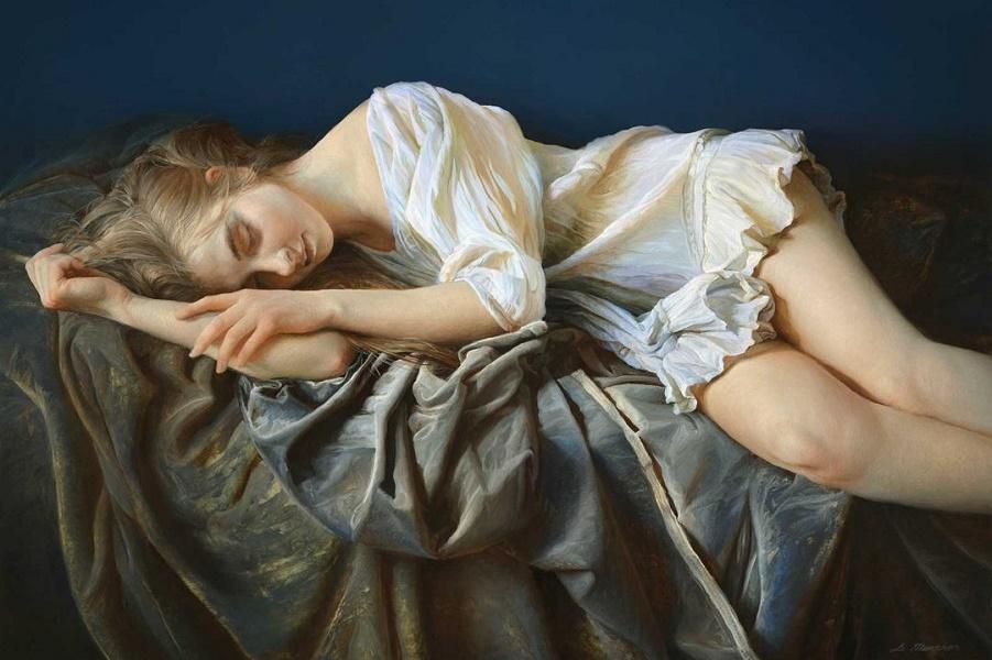 Реалистичные картины русского художника Сергея Маршенникова.jpeg