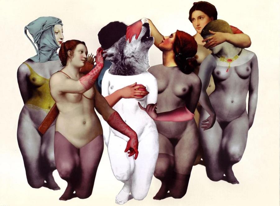 Яркие и красочные рисунки Лебуржуа (4).JPG
