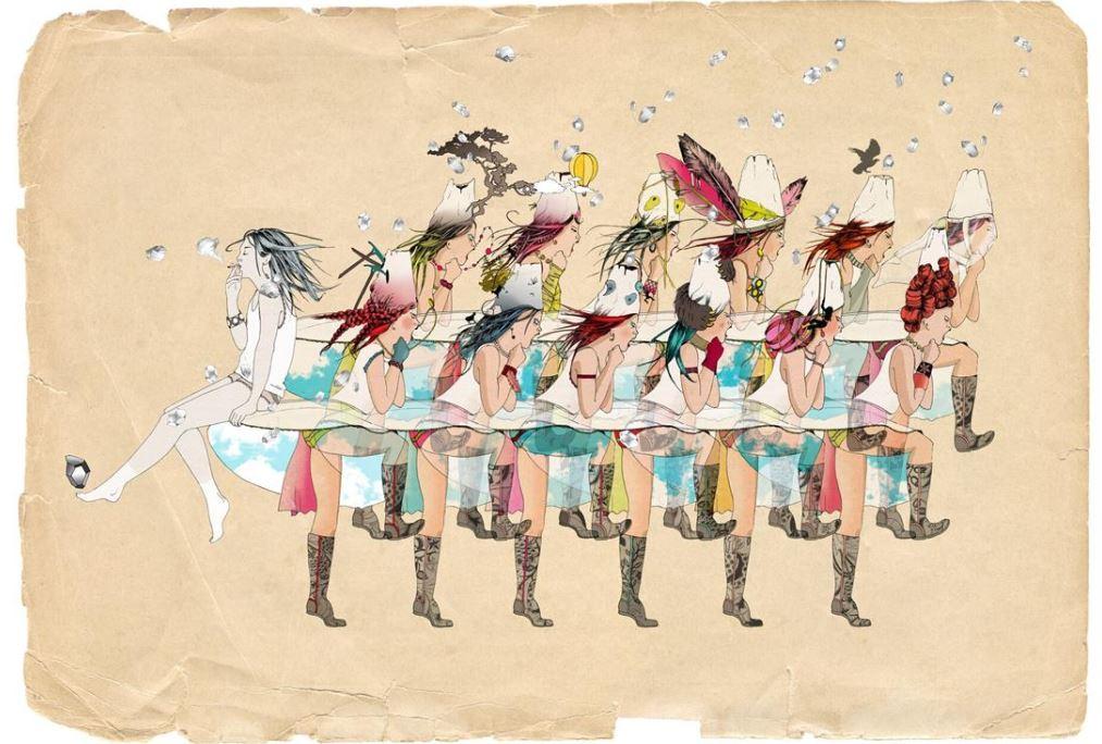 Яркие и красочные рисунки Лебуржуа (7).JPG