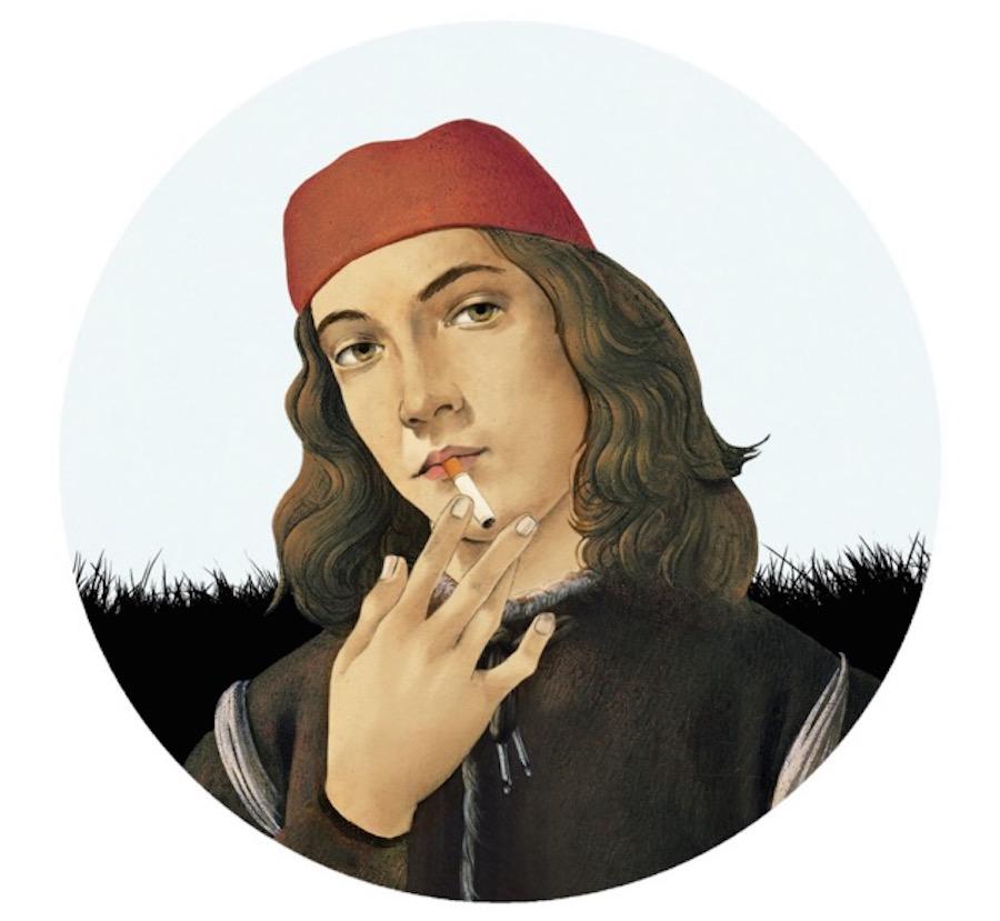 Яркие и красочные рисунки Лебуржуа (16).jpg