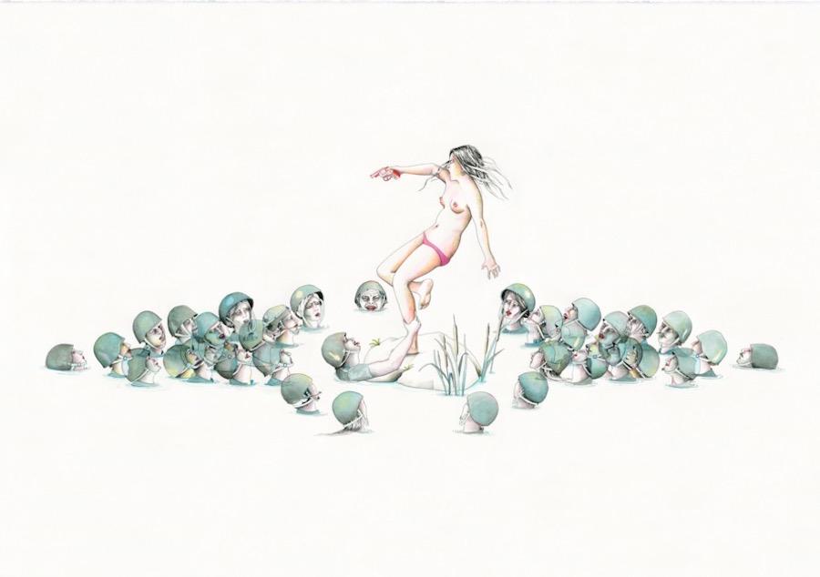 Яркие и красочные рисунки Лебуржуа (17).jpg