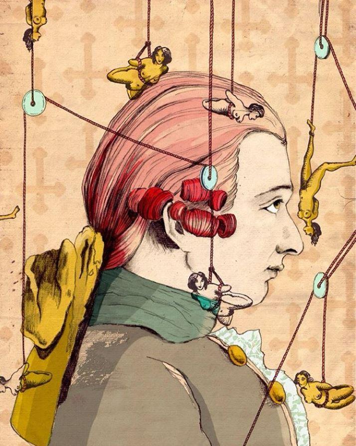 Яркие и красочные рисунки Лебуржуа (3).JPG