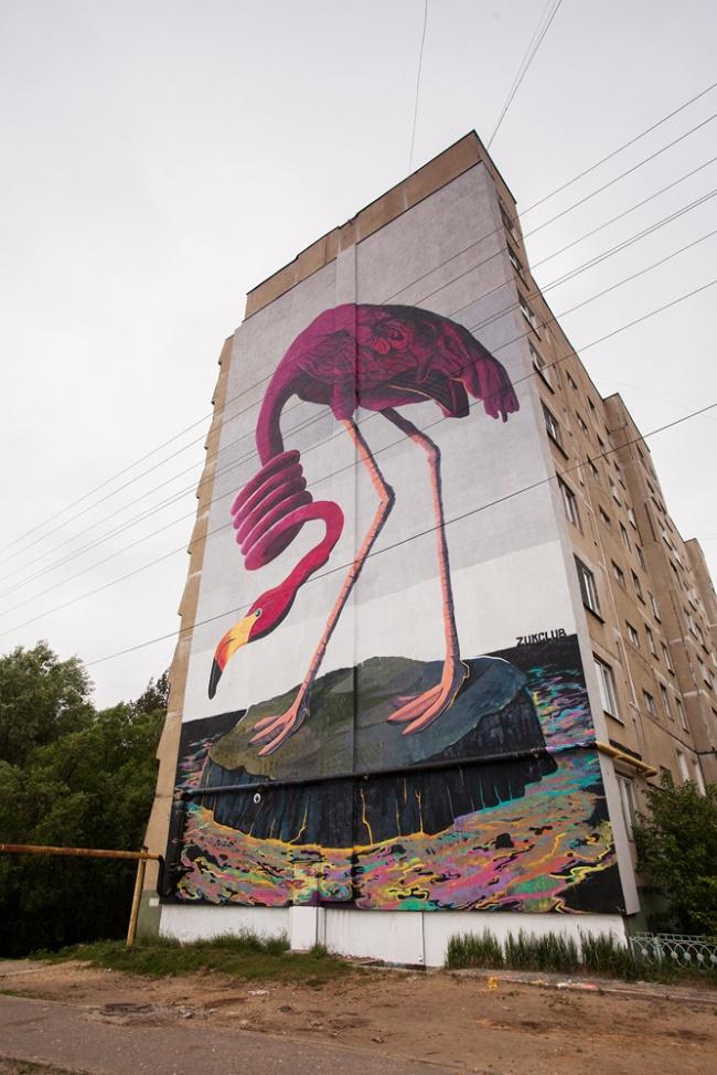 ZukClub, Москва