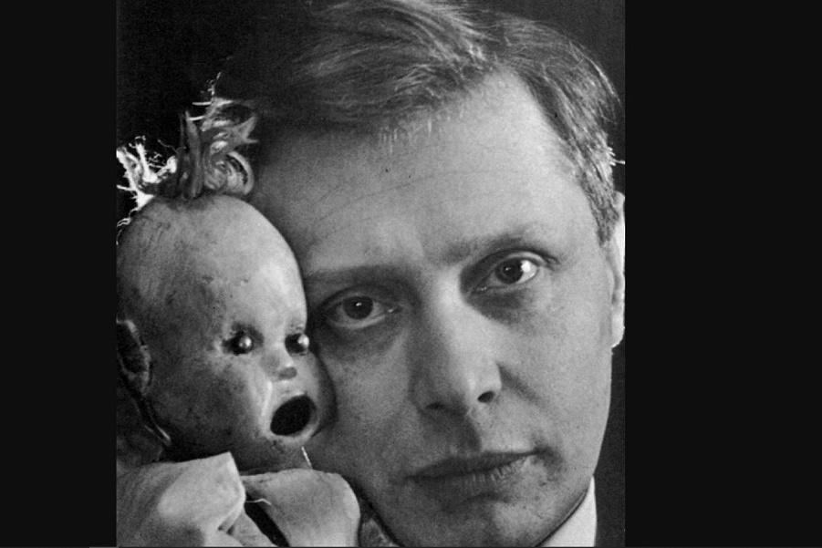 Кукловод Сергей Образцов со своими экзотическими куклами (14).JPG