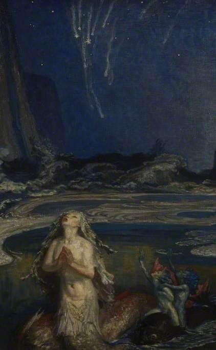 Robert+Anning+Bell-Mermaid+And+Sea.jpg