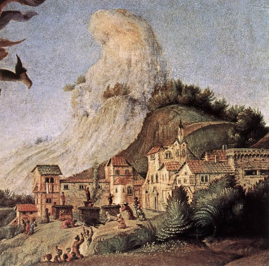 Персей и Андромеда. Деталь. ок.1510 г