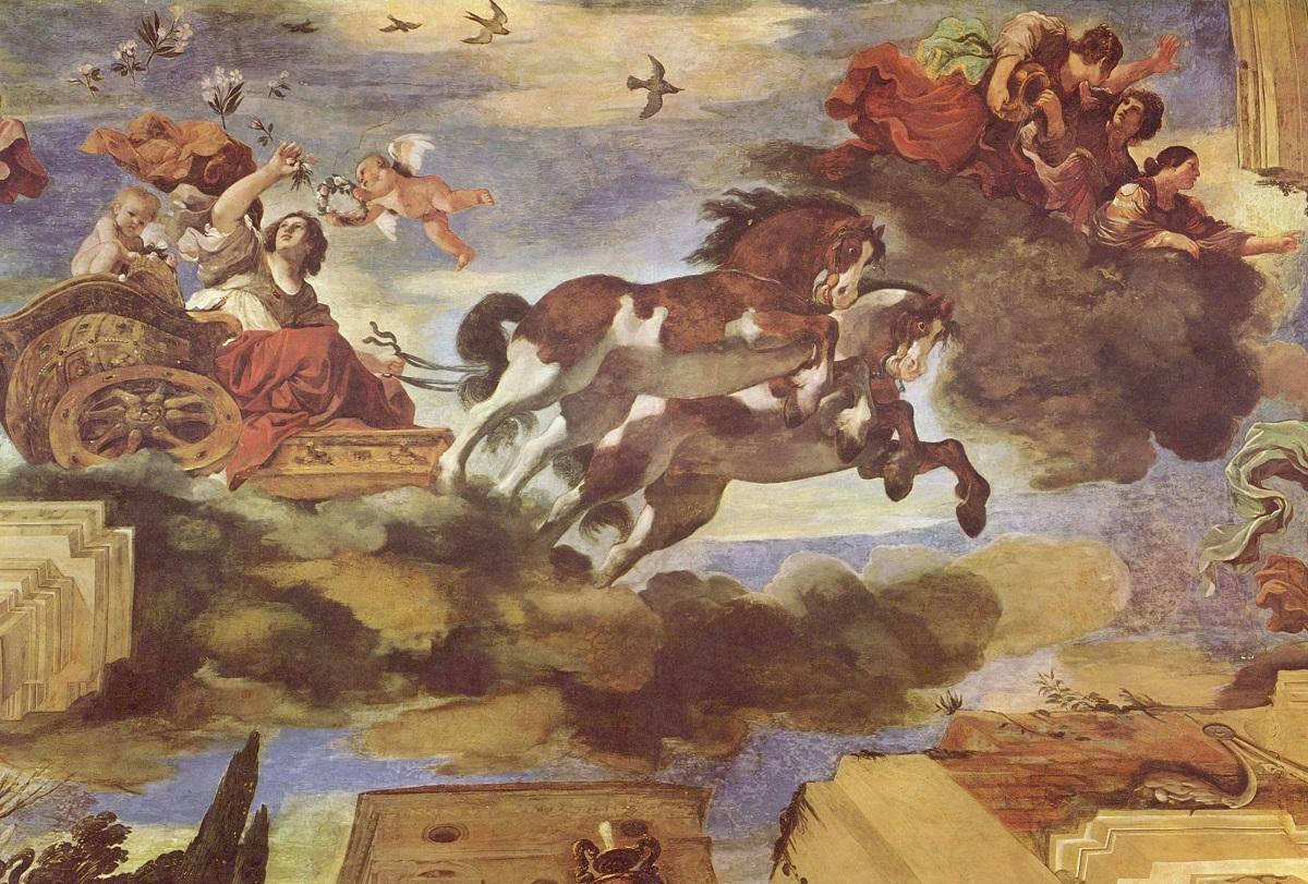 Имена римских богинь: 6 исторических имен и их история Guercino_001.jpg