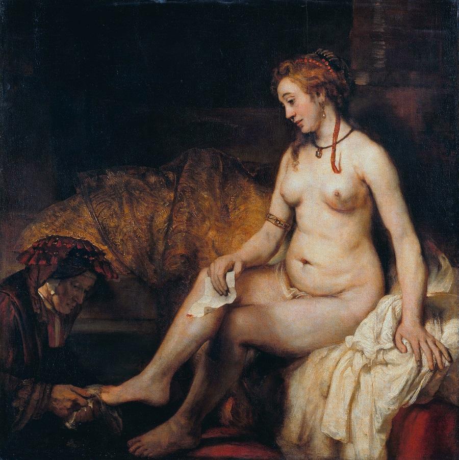 Давняя тема - купальщики в искусстве rembrandt-bathseba-at-her-bath.jpg