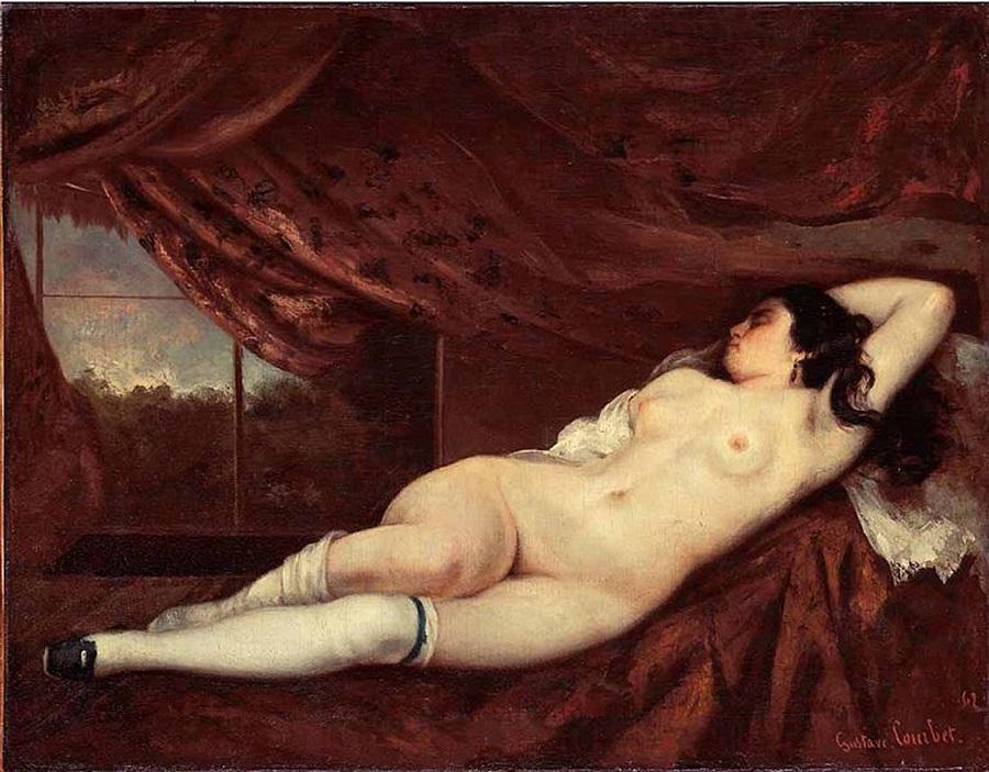 Courbet, Femme nue couchée 1862.jpg