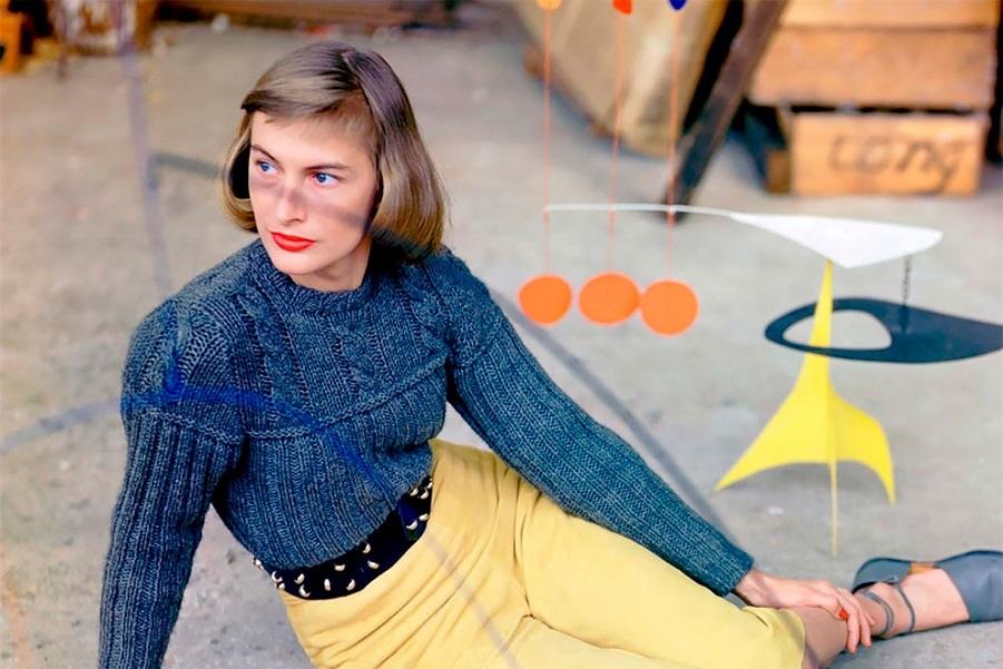 В потрясающих цветах фото Женевьевы Нейлор, 1945-1959 (1).JPG