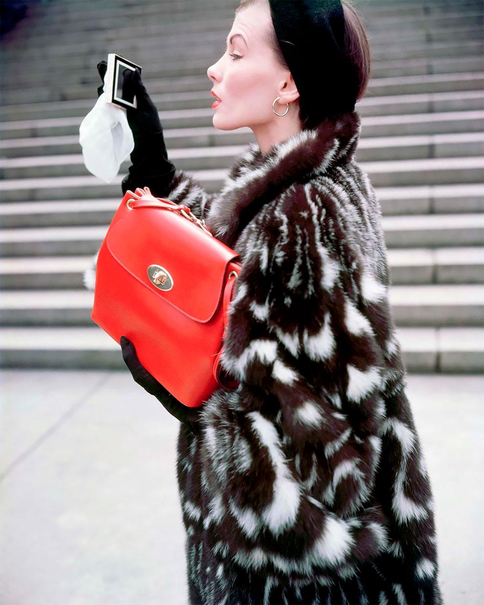 В потрясающих цветах фото Женевьевы Нейлор, 1945-1959 (2).jpg