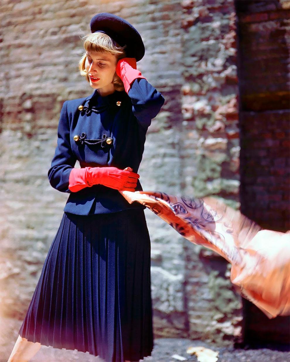 В потрясающих цветах фото Женевьевы Нейлор, 1945-1959 (3).jpg