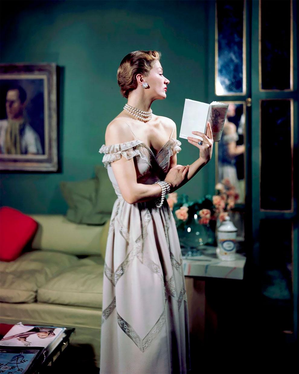 В потрясающих цветах фото Женевьевы Нейлор, 1945-1959 (5).jpg