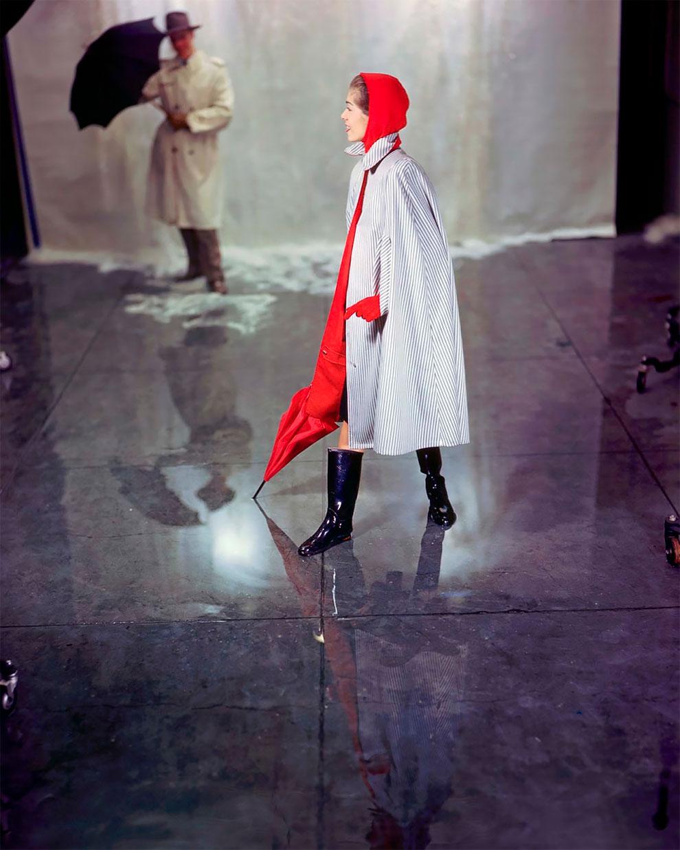 В потрясающих цветах фото Женевьевы Нейлор, 1945-1959 (7).jpg