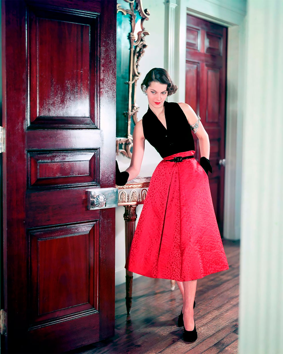 В потрясающих цветах фото Женевьевы Нейлор, 1945-1959 (10).jpg