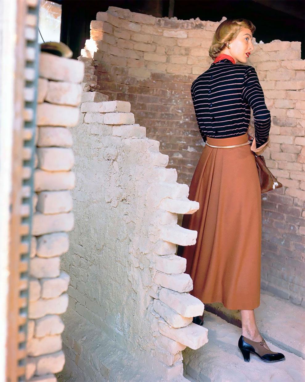В потрясающих цветах фото Женевьевы Нейлор, 1945-1959 (12).jpg