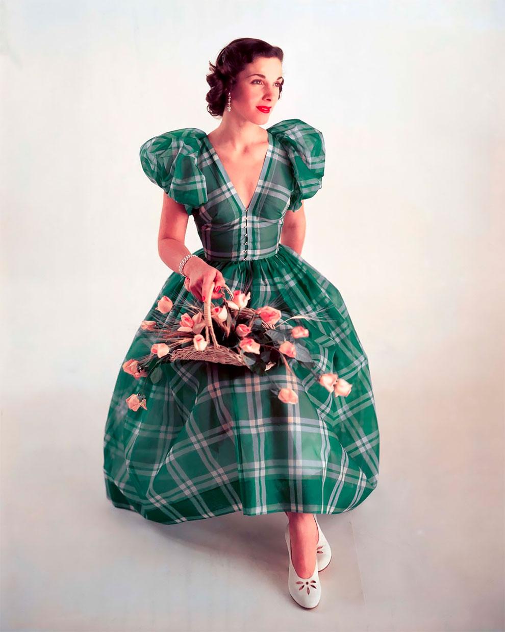 В потрясающих цветах фото Женевьевы Нейлор, 1945-1959 (20).jpg