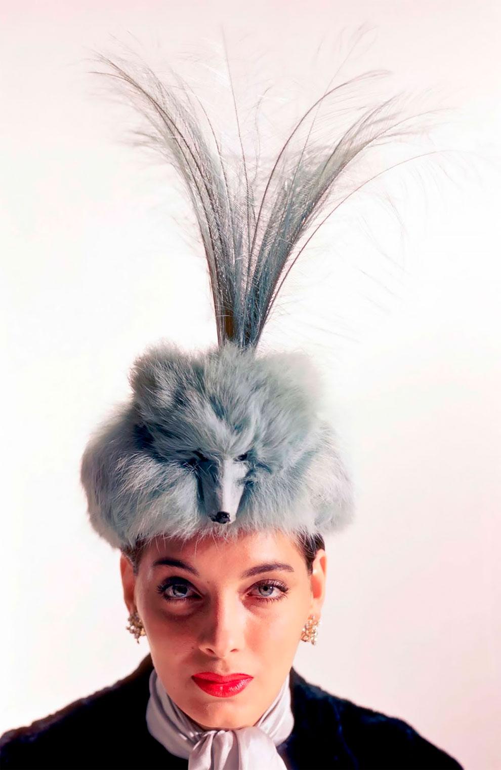 В потрясающих цветах фото Женевьевы Нейлор, 1945-1959 (22).jpg