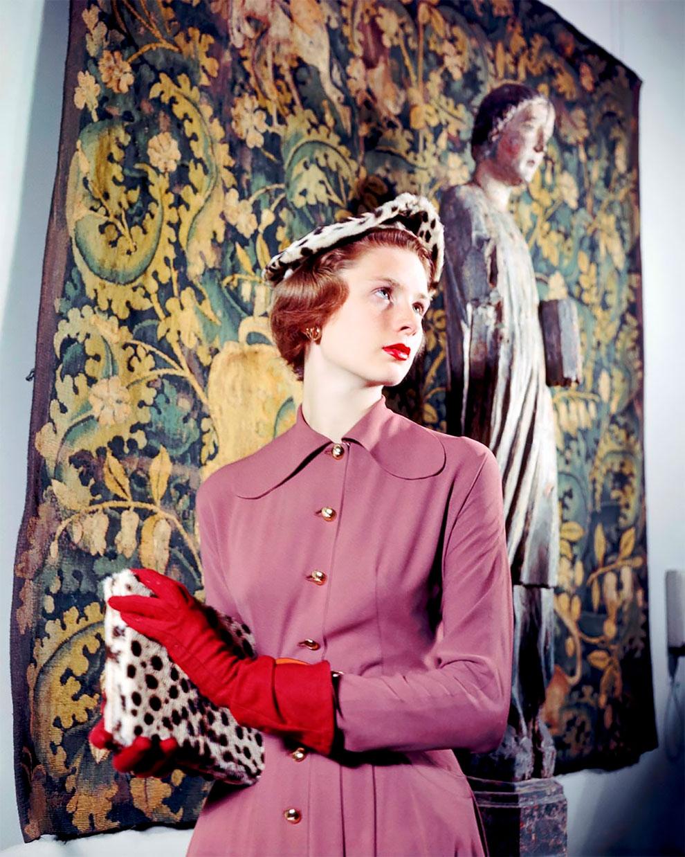 В потрясающих цветах фото Женевьевы Нейлор, 1945-1959 (25).jpg