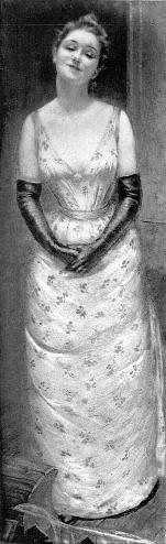 Анри де Тулуз-Лотрек , Черные перчатки Иветты Гильбер  (17).jpg