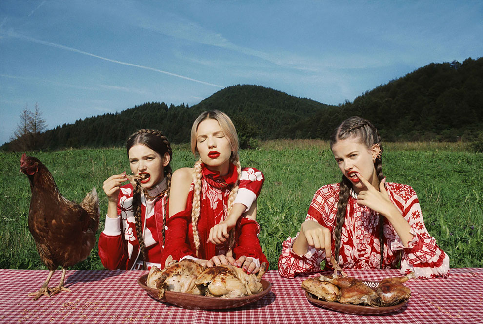 Чешский фотограф Михал Пуделка девочки, девочки, девочки (1).jpg