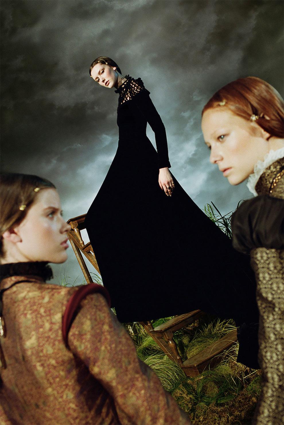 Чешский фотограф Михал Пуделка девочки, девочки, девочки (8).jpg