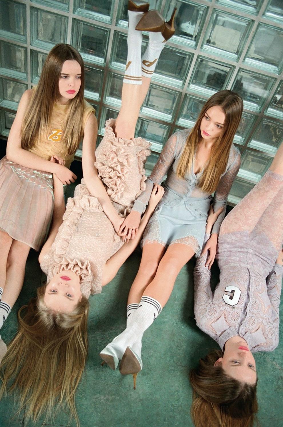 Чешский фотограф Михал Пуделка девочки, девочки, девочки (11).jpg