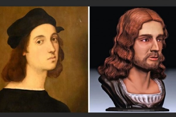 Тайна смерти Рафаэля и его лицо