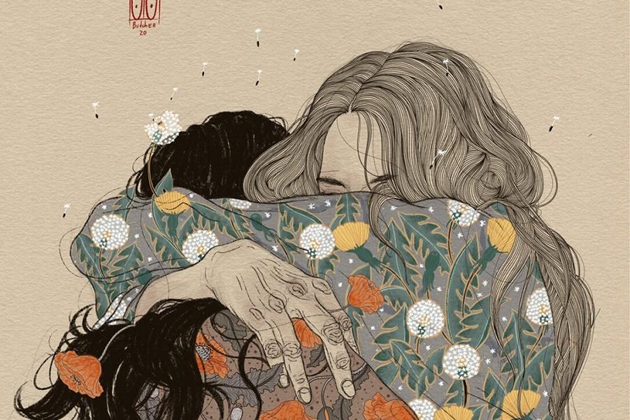 Лирические иллюстрации Кете Батчер (6).jpg